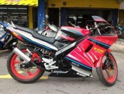 1996 Yamaha TZM 150