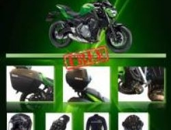 2017 Kawasaki Z650 ABS - Year End Promotion