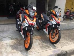 2018 Honda Rs150R RS150 RS 150R Repsol YearEndPromotion