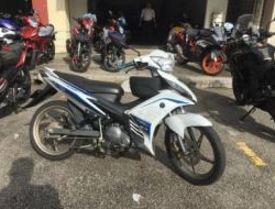 2011 Yamaha LC135 LC 135