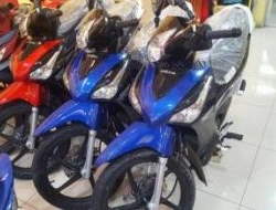 2017 Honda wave 125i fi ( YEAR END OFFER)