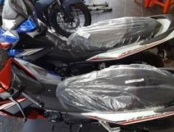 2018 Honda rs150 new colour(YEAR END OFFE)