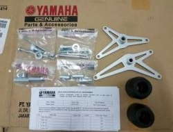 Yamaha Fz Engine slider