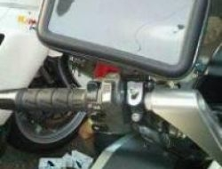 GPS / Phone Holder for motorcycles