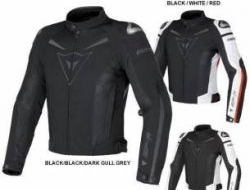 Dainese G.Super Speed Tex Riding Jacket Size L