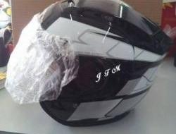 Helmet x-dot g518visor Size M