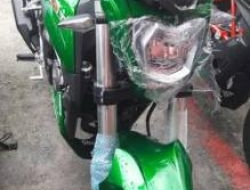 2017 Benelli TNT300 Ready Stock
