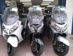 2014 SYM MAX SYM400i Ready Stock