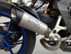MV Agusta Brutale Dragster 800 ori SP1 exhaust