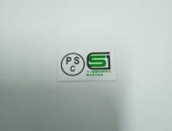 Sticker PSC
