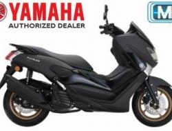 2017 Yamaha Nmax 155 / N max Low Interest Rate 0.833%