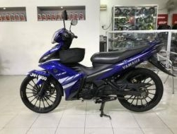 2012 Yamaha 135LC / LC135 / 135 LC 5 speed es 5s 0.833%