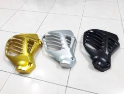 Alloy Radiator Cover- NMAX N-Max-FREE POS