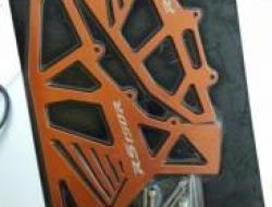 Alloy Side Engine Cover Honda RS150r RS150