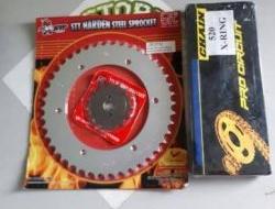 Chain & Sprocket Set Naza Blade 250 N5