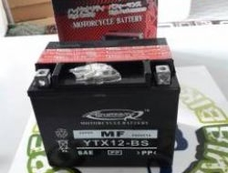 FOCUS Battery YTX12 BS ER6 Versys Triumph