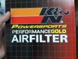 K&N Air Filter Kawasaki Ninja 250 z250-FREE POS