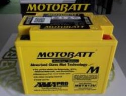 Motobatt mbtx12u quadflex battery