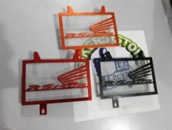 Radiator Cover Net Honda RS150R RS150 RS 150
