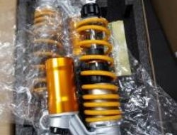 Rear Racing Absorber With Tank 280mm