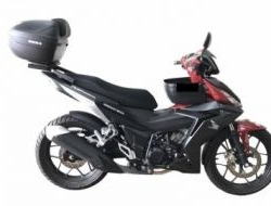 Shad sh34 top case for honda rs150 / RS150R 16-17