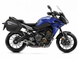 Shad sh23 side case for yamaha mt09 tracer