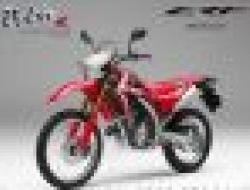 2017 Honda CRF250L ABS  Year End Sales