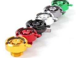 MOTORCYCLE ENGINE OIL CAP D2
