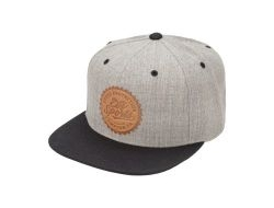 EVS - HAT - CLUTCH HAT SNAPBACK GREY