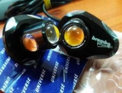 LED Turn Signal Universal 62 Y15ZR LC 135 V4
