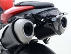 Motorcycle Exhaust Muffler Cover Slider Protector