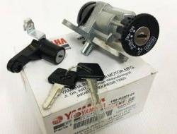 Yamaha LC 135 V1 Main Switch Set (Set Kunci LC135)