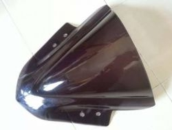NINJA 250 2013 Black Windshield (NINJA250 Visor)