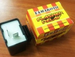 YAMAKOTO LED Signal Condenser Flasher Relay