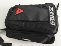 DAINESE D-Tail Motorcycle Rear Tail Bag (BEG)