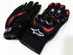 Alpinestars Motorcycle Glove RS LC (Touch Screen) Size M