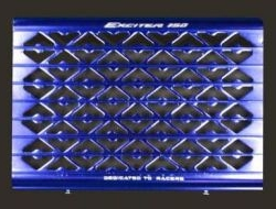 YAMAHA LC Y15ZR Radiator Cover Net Exciter