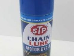 STP Chain Lube Spray