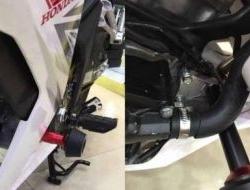HONDA RS150 Body Slider Protector Guard (RS 150)