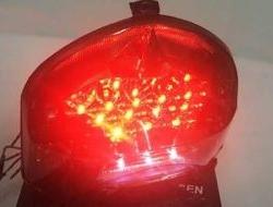 FZ150 V1 V2 LED Tail Brake Lamp And Signal FZ 150