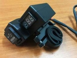Versys GS FZ Voltmeter Switch USB Handle Socket