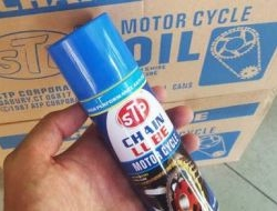 KTM R25 STP Chain Cleaner  Chain Lube Set Package