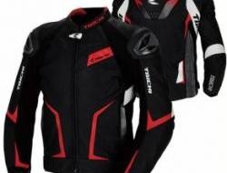 New rs taichi rsj832 gmx armor leather jacket Size L