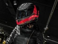 HJC RPHA 11 Venom Marvel Full Face Helmet Size M