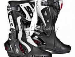 The New Sidi ST Racing Boot Size 38
