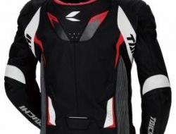 New rs taichi rsj832 gmx armor leather jacket Size XL