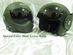 New avex topgun flip up full face helmet Size L