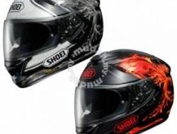 New Shoei GT Air Revive Full Face Helmet Size L