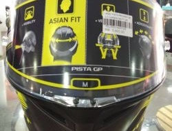 AGV PISTA GP PROJECT 46 CARBON 2.0 NEW