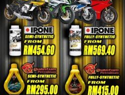 Ipone synthetic for all 1000cc